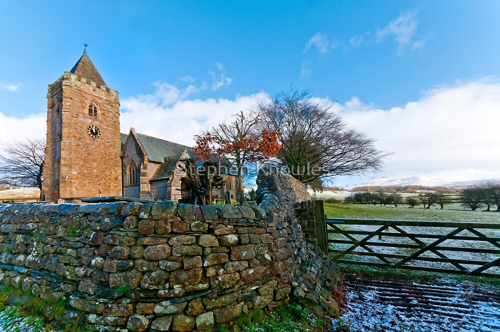 St Oswalds Church by Stephen Knowles