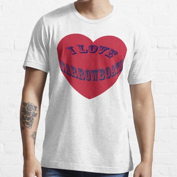 I love Narrowboats  Essential T-Shirt