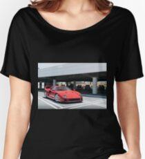 Ferrari F40 Women's Relaxed Fit T-Shirt