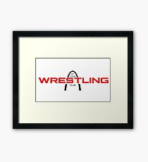 St. Louis Wrestling Club Framed Print