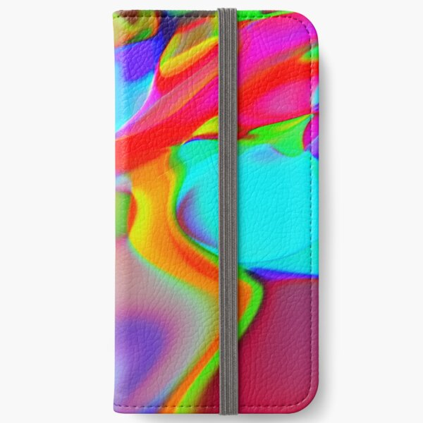 GAND - Generative Art iPhone Wallet