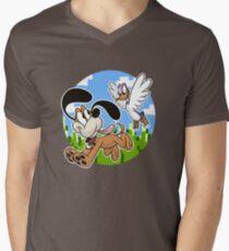 Bros Men's V-Neck T-Shirt