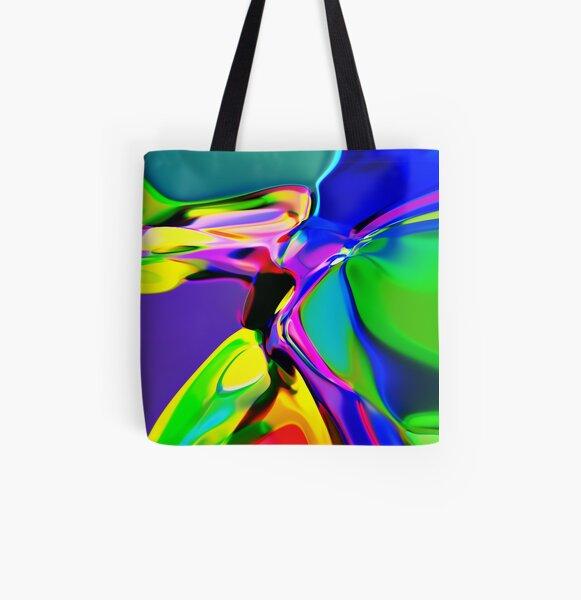 GANT - Generative Art All Over Print Tote Bag