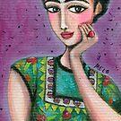 Happy Frida by meloearth