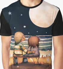 the stars, the moon and the tide Graphic T-Shirt
