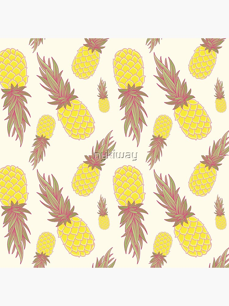 Fresh Pineapples! by nykiway