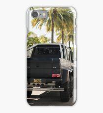 Mercedes 6x6 iPhone Case/Skin