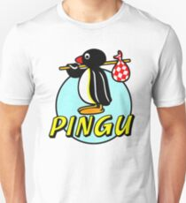 my friend pingu desktop toy Unisex T-Shirt