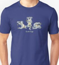 Australian Koala Yoga Session T-Shirt