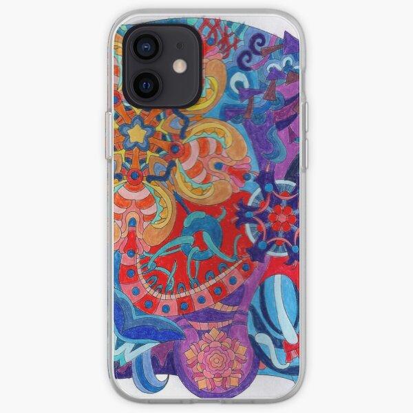 Color me loco Funda blanda para iPhone