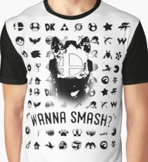 Wanna Smash? Graphic T-Shirt