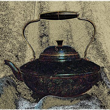 Teapot by TangoLea
