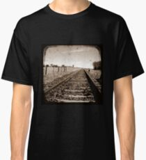 Make Tracks - Through The Viewfinder (TTV) Classic T-Shirt