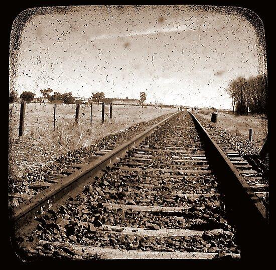 Make Tracks - Through The Viewfinder (TTV) by Kitsmumma