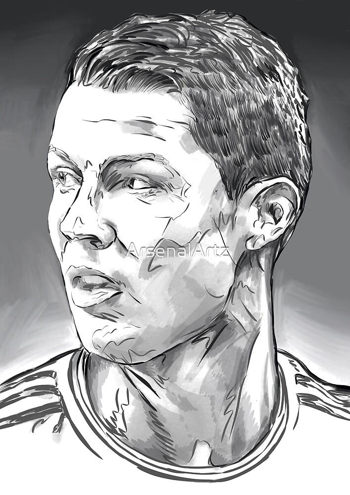 Cristiano Ronaldo  by ArsenalArtz