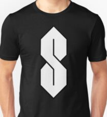 "Old School ""S"" Unisex T-Shirt"