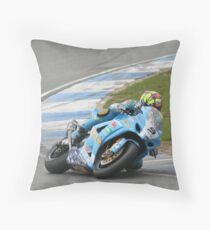 Stalkers Chicane Throw Pillow