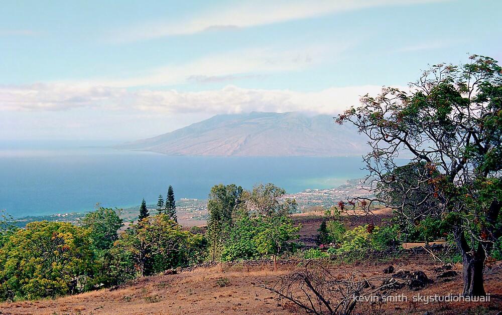 Ulupalakua Maui  by kevin smith  skystudiohawaii