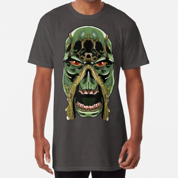 Swamp Thing  Long T-Shirt