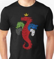 Regina Draconum (dark) Unisex T-Shirt