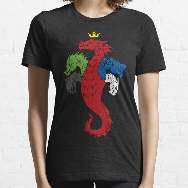 Regina Draconum (dark) Essential T-Shirt