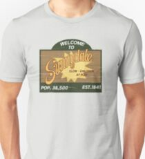 Welcome to Sunnydale : Inspired by Buffy The Vampire Slayer Unisex T-Shirt