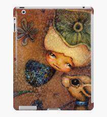 Flower of Antiquity - Love iPad Case/Skin