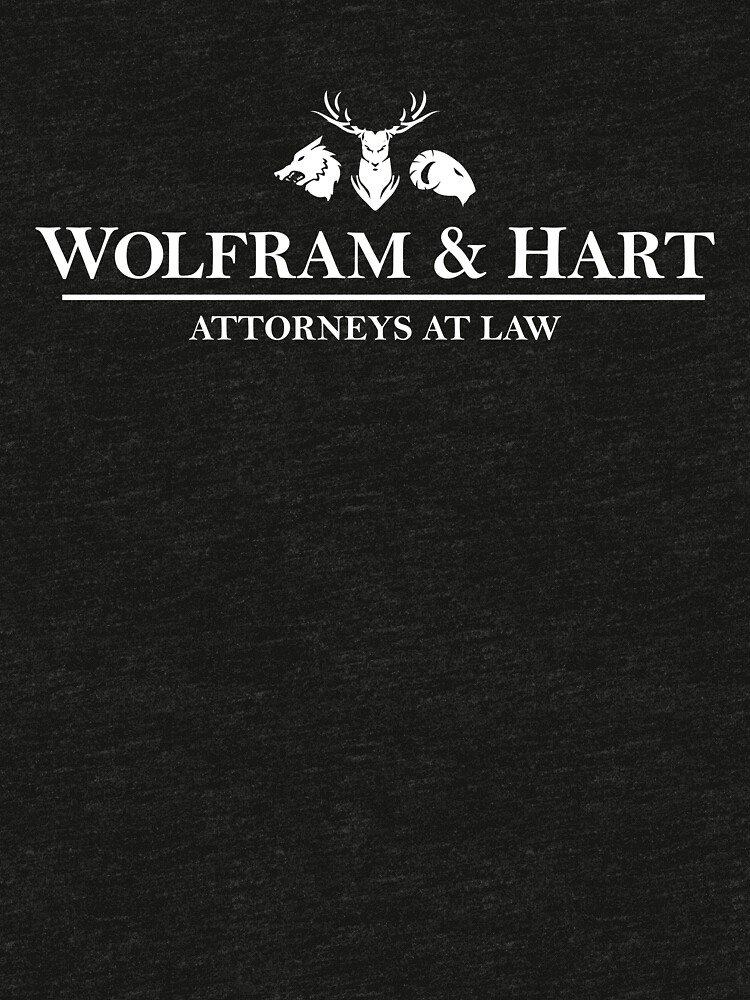 Wolfram And Hart : Inspired by Buffy The Vampire Slayer / Angel by WonkyRobot