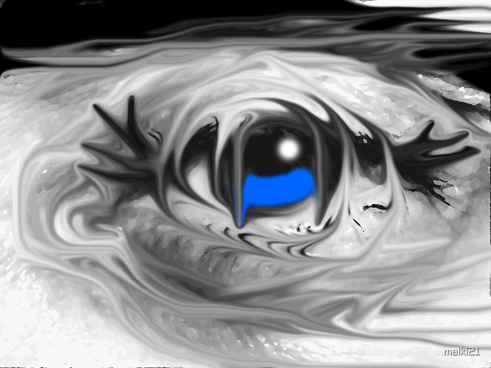 The Eye by malki21