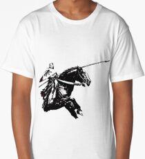 Charging steed Long T-Shirt