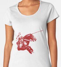 Charging steed Women's Premium T-Shirt
