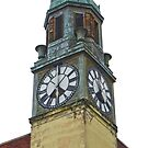 Clock Tower by Steven Godfrey