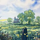 """""""Buttercups and Bibles"""" by Glenn  Marshall"""