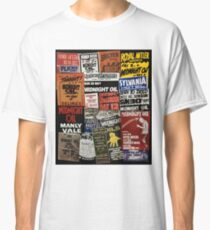 midnight oil - my city of Sydney Classic T-Shirt