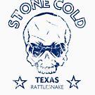 Texas Skull by HandDrawnTees