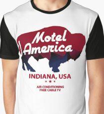 Motel America Graphic T-Shirt