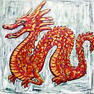Luck Dragon by Kylie Blakemore