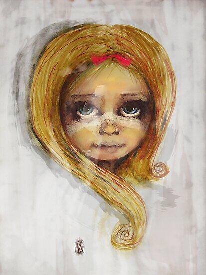 Ginger Rose by © Karin Taylor