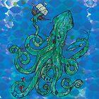 The Kraken by inkedinred