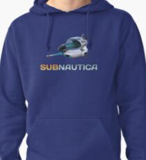 Subnautica Seamoth Pullover Hoodie