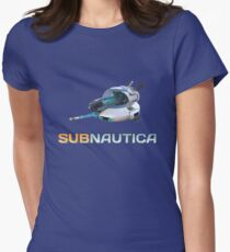 Subnautica Seamoth Women's Fitted T-Shirt