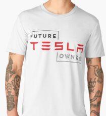 Future Tesla Owner Men's Premium T-Shirt