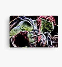 TMNT Raphael Canvas Print
