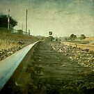 The Main North Line, Uralla, New South Wales by Kitsmumma