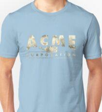 Acme Corporation Logo Unisex T-Shirt