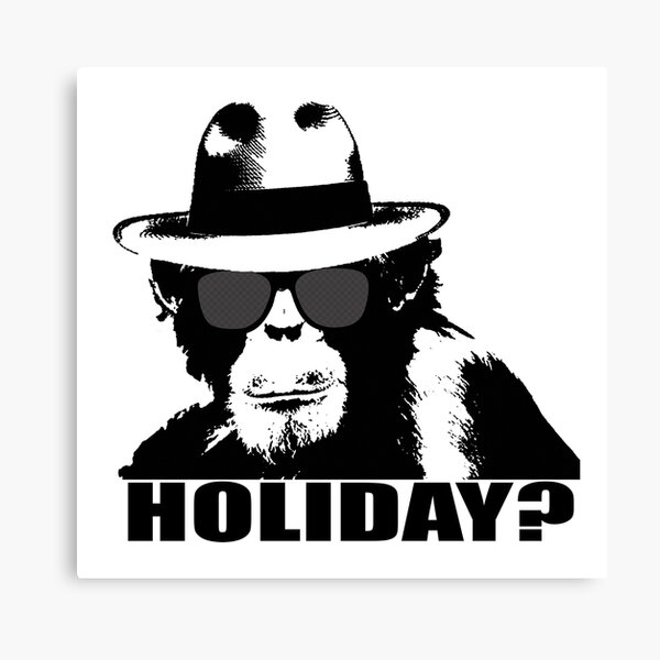 HOLIDAY? Canvas Print