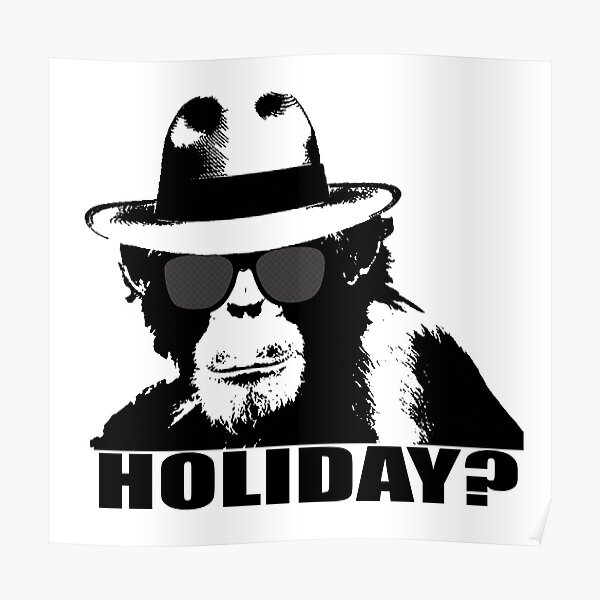 HOLIDAY? Poster