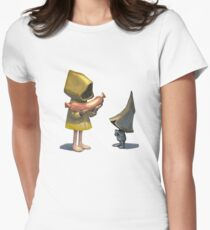 little nightmares Womens Fitted T-Shirt