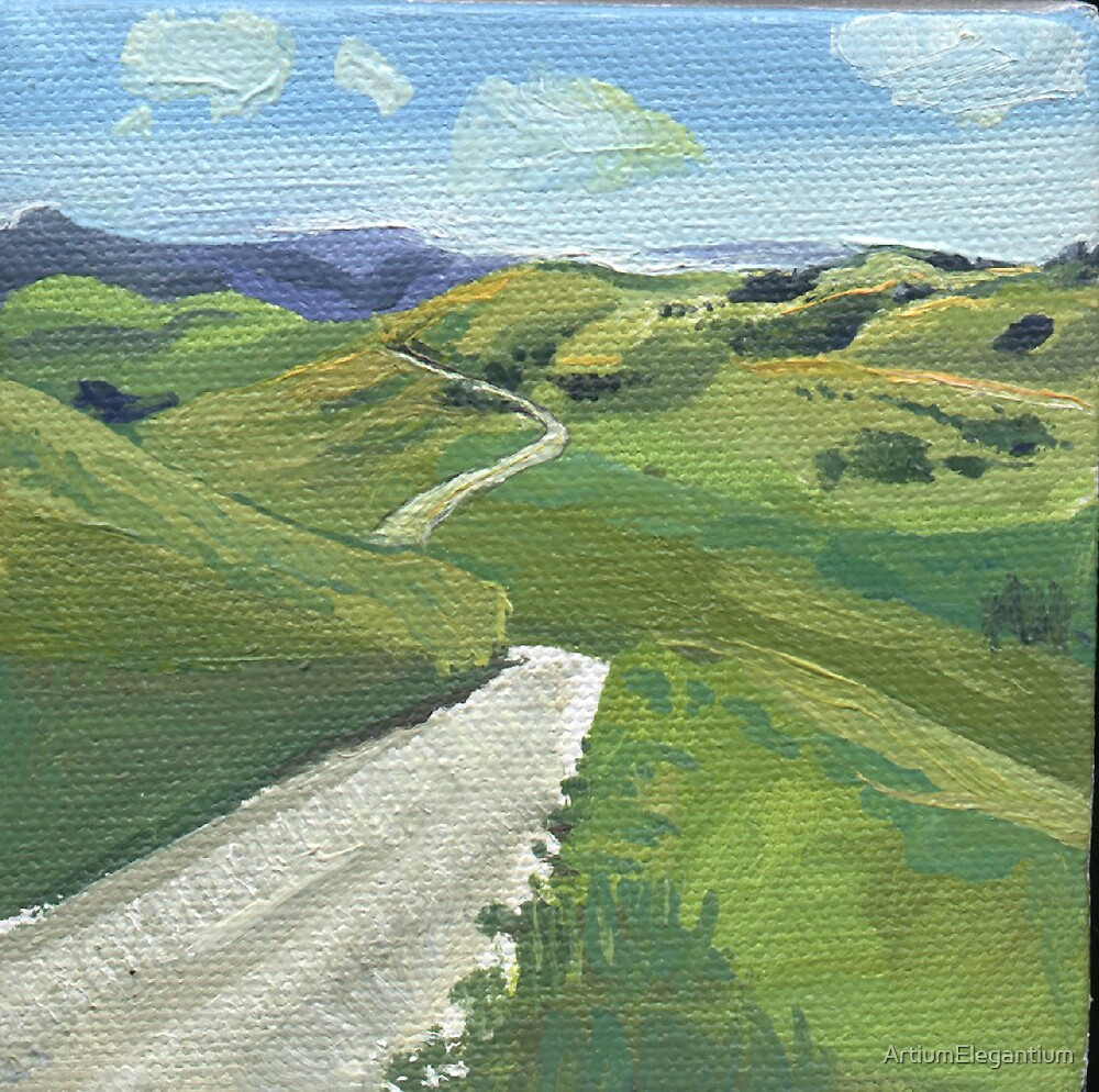 Inland Marlborough, 2007 by ArtiumElegantium