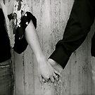 holding hands by AAndersen